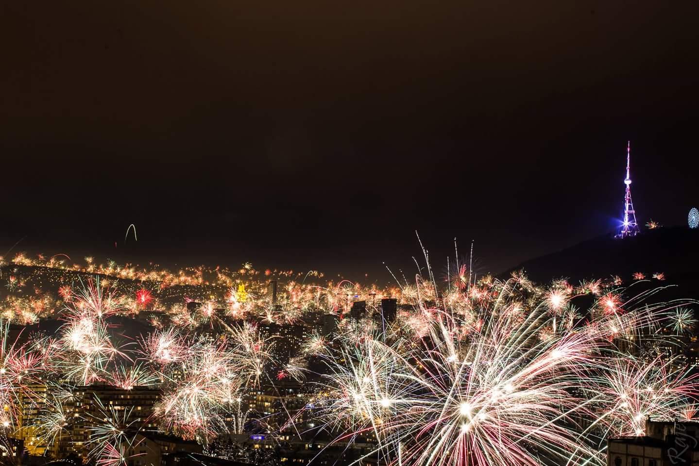 профессиональный видеооператор новый год фото грузия корни