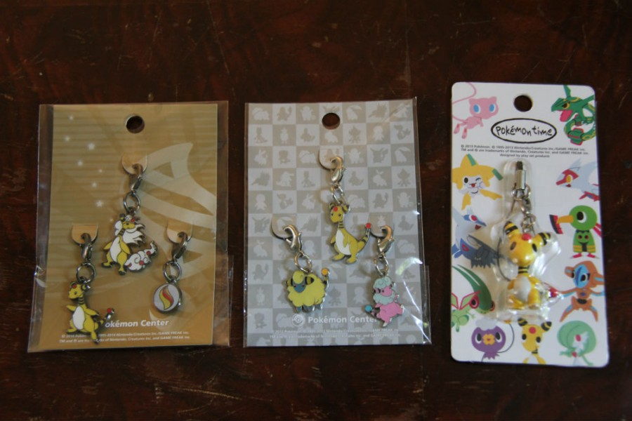 Amp Charms Strap
