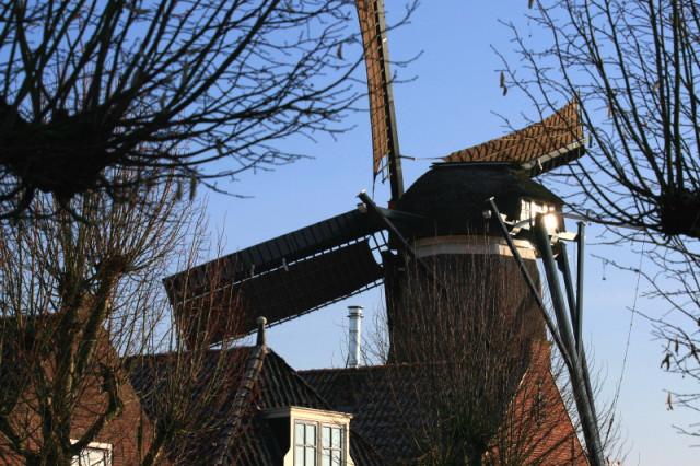 The mill at Sloten