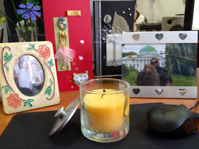 occitane candle work