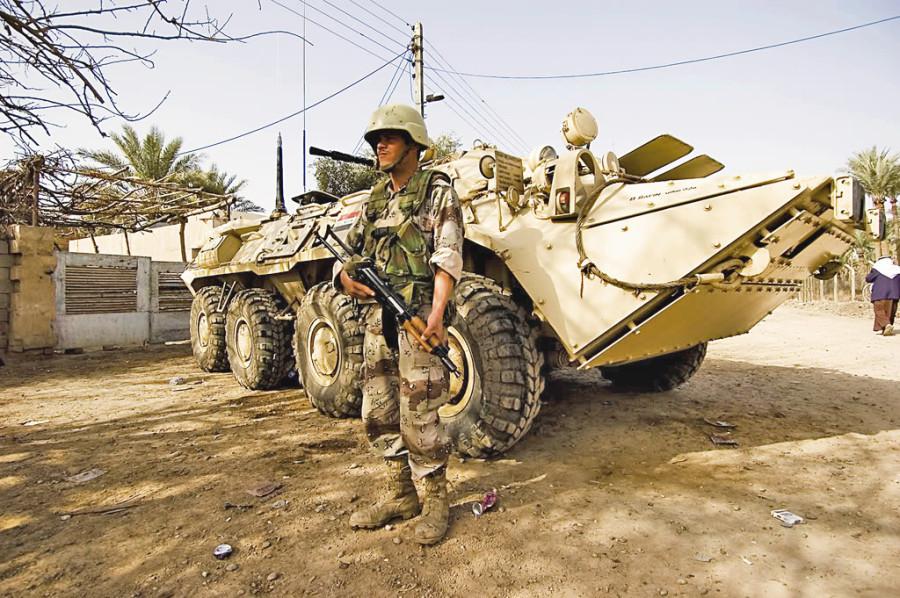 BTR-80UP