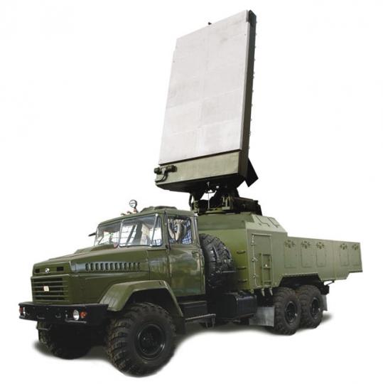 Многофункциональная радиолокационная станция