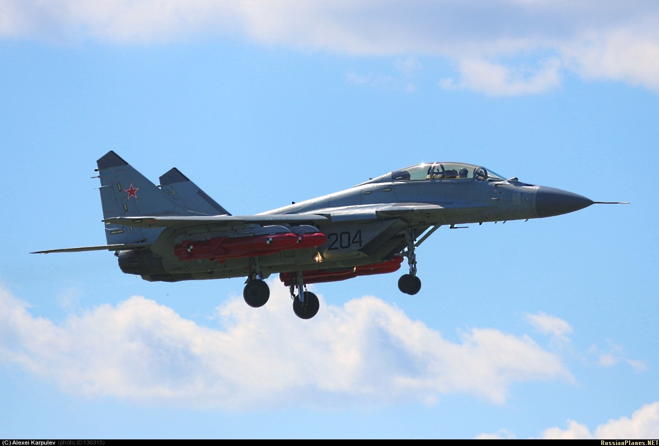 MiG-29K: News and info - Page 3 - photo#43