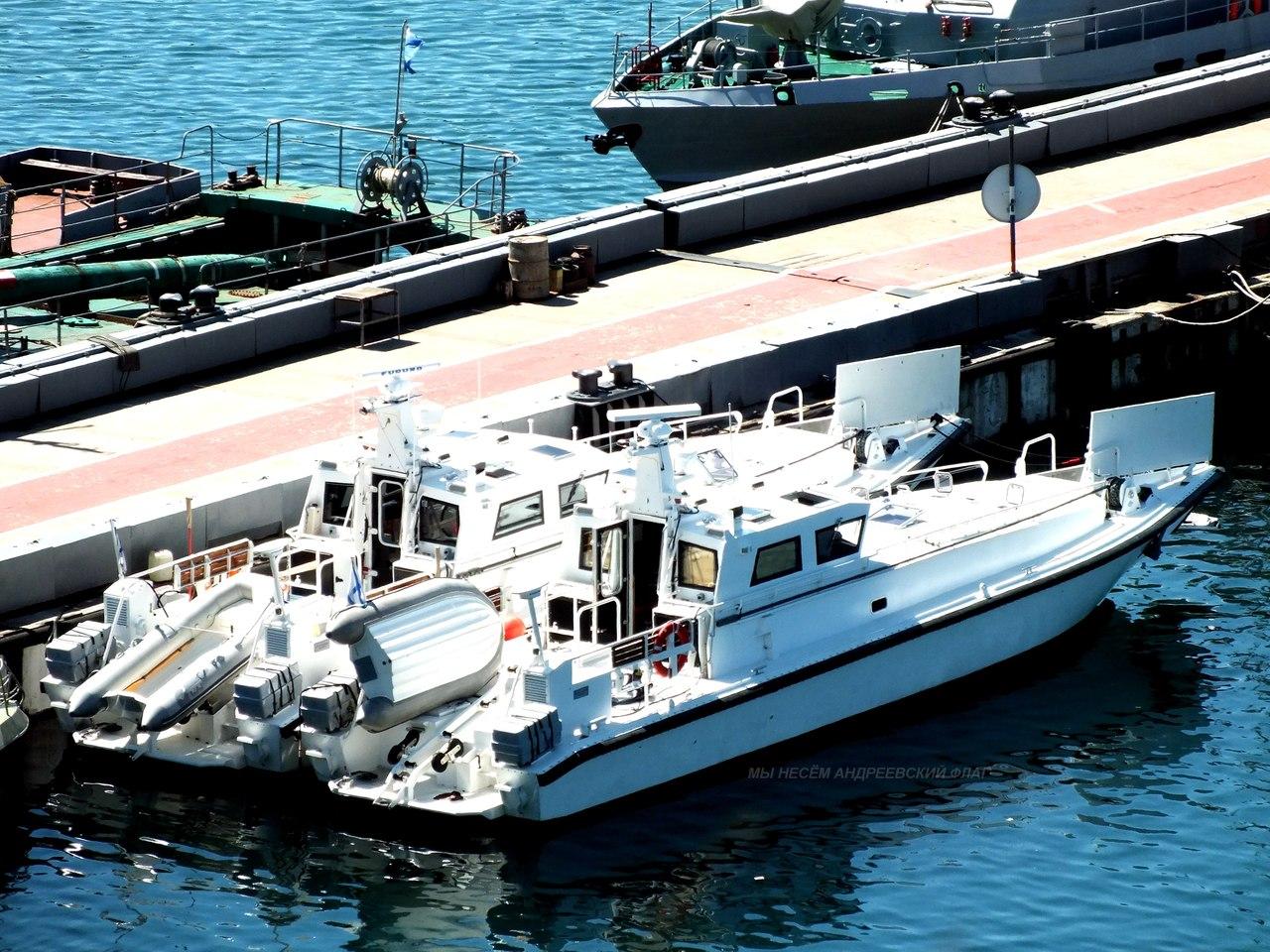флотилия лодки
