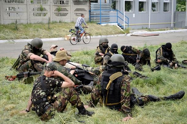 Донбасс 23 05 2014 с twitter и reuters