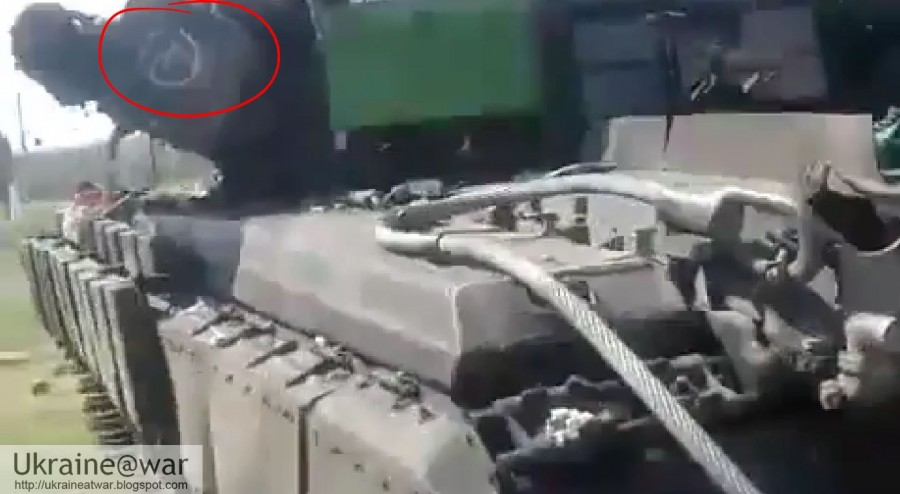 Spotted tank 2