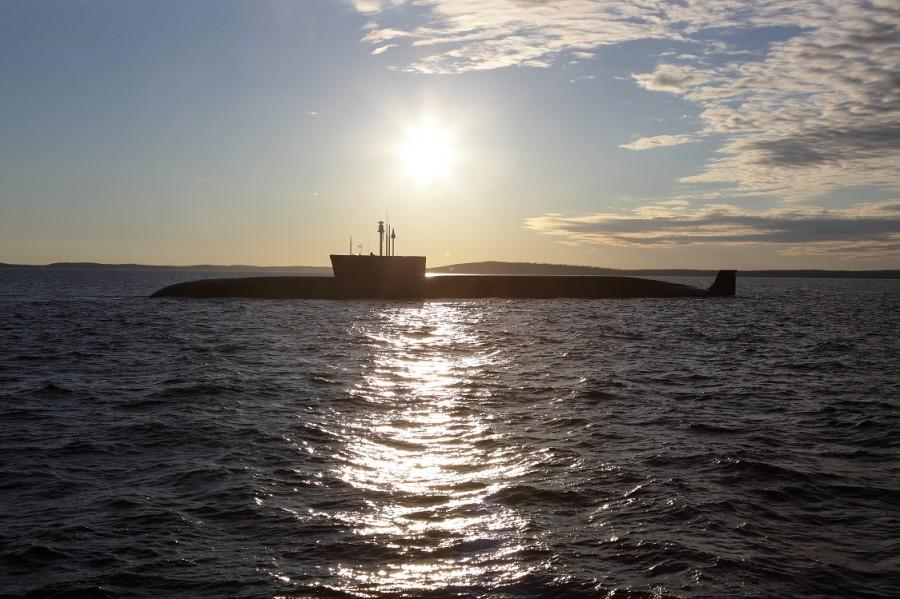 Rússia desenvolve novo míssil balístico para submarinos nucleares de 5ª geração