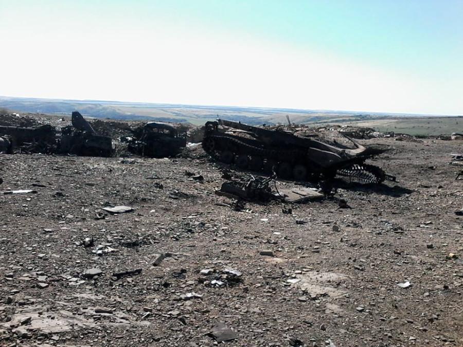 Потери украинской 79-й аэромобильной бригады 56525_0