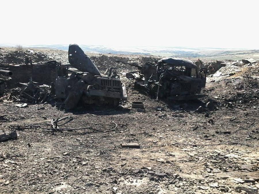 Потери украинской 79-й аэромобильной бригады 56525_1