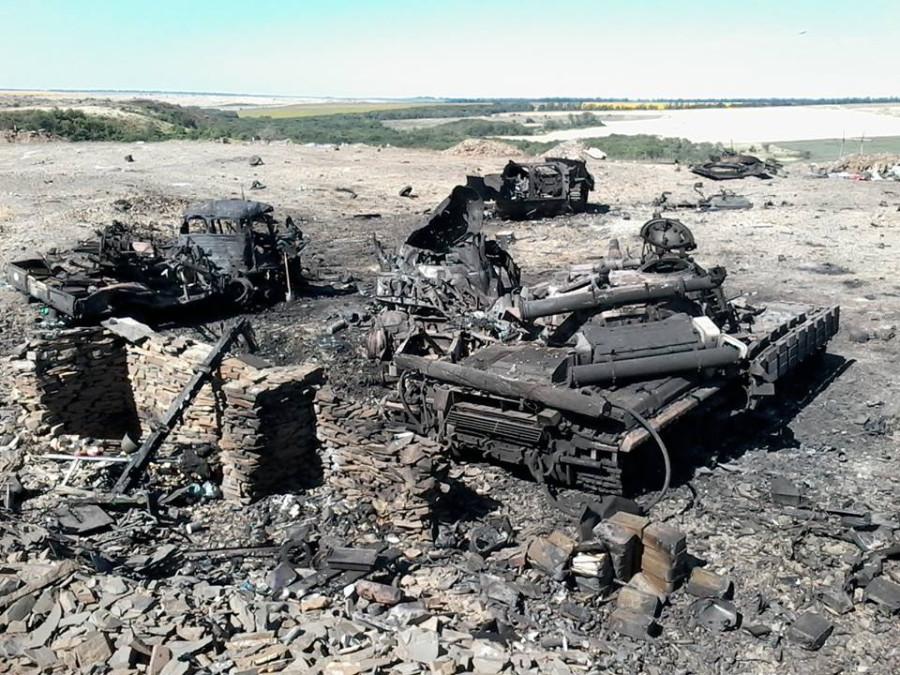 Потери украинской 79-й аэромобильной бригады 56525_9