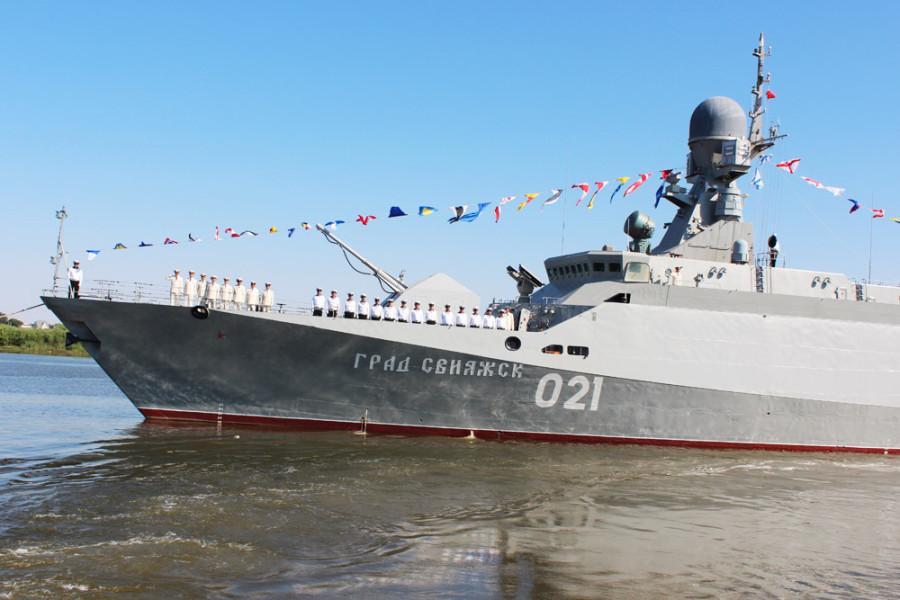 Картинки по запросу корабли «Град Свияжск»