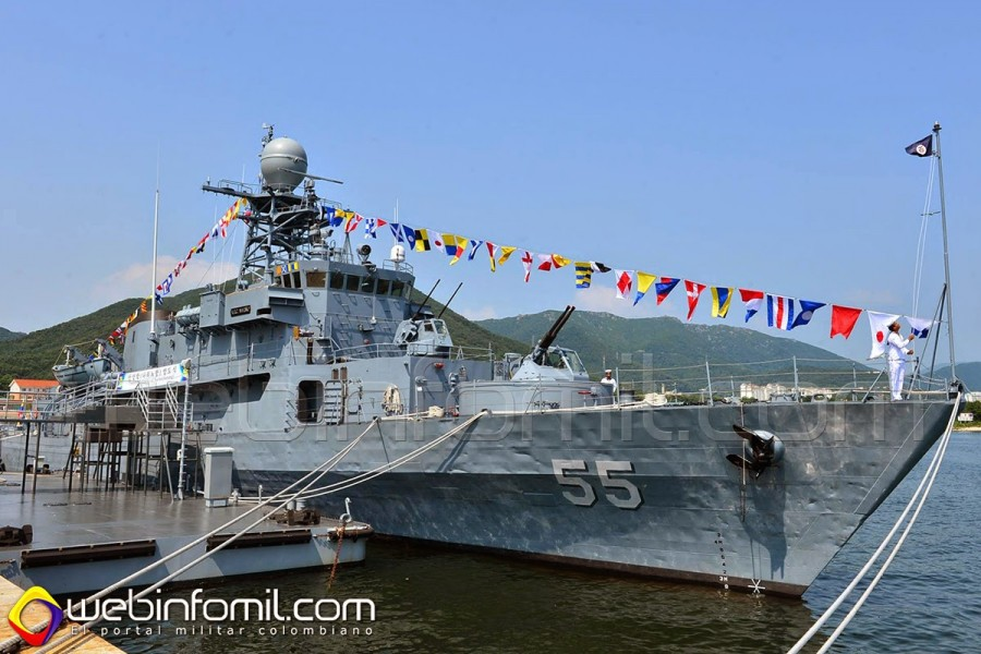 arc+nariño+Armada+Colombia