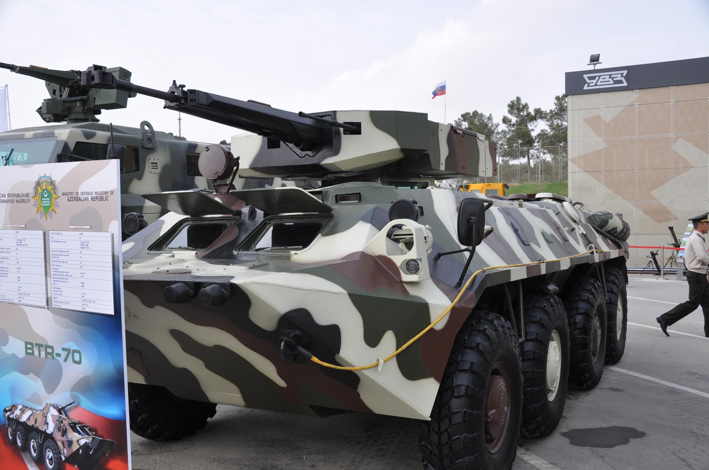 BTR-70  1