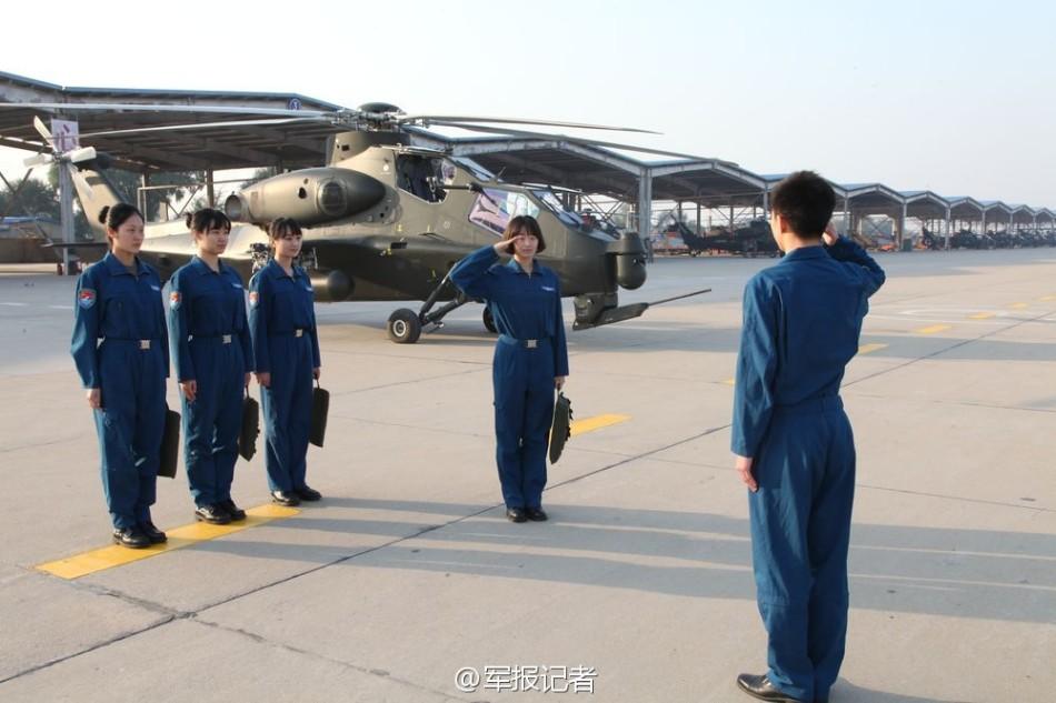женщины-пилоты боевых вертолетов 5