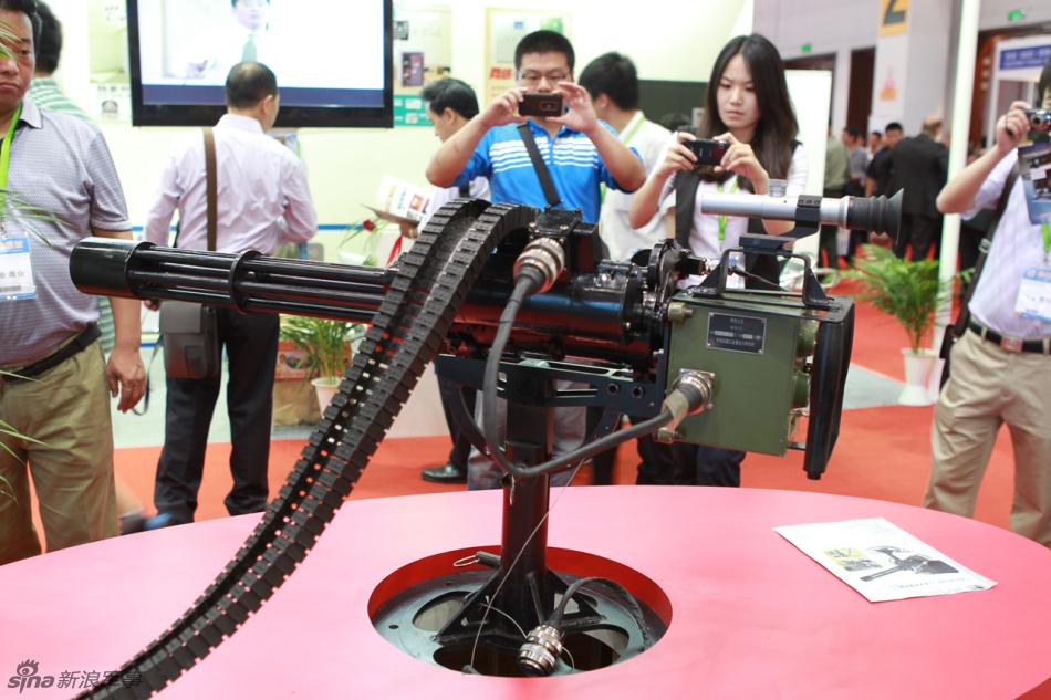 New Chinese 7 62mm Mini Gun