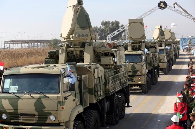 CAZASYHELICOPTEROS2: Sistema de defensa aérea en Irak