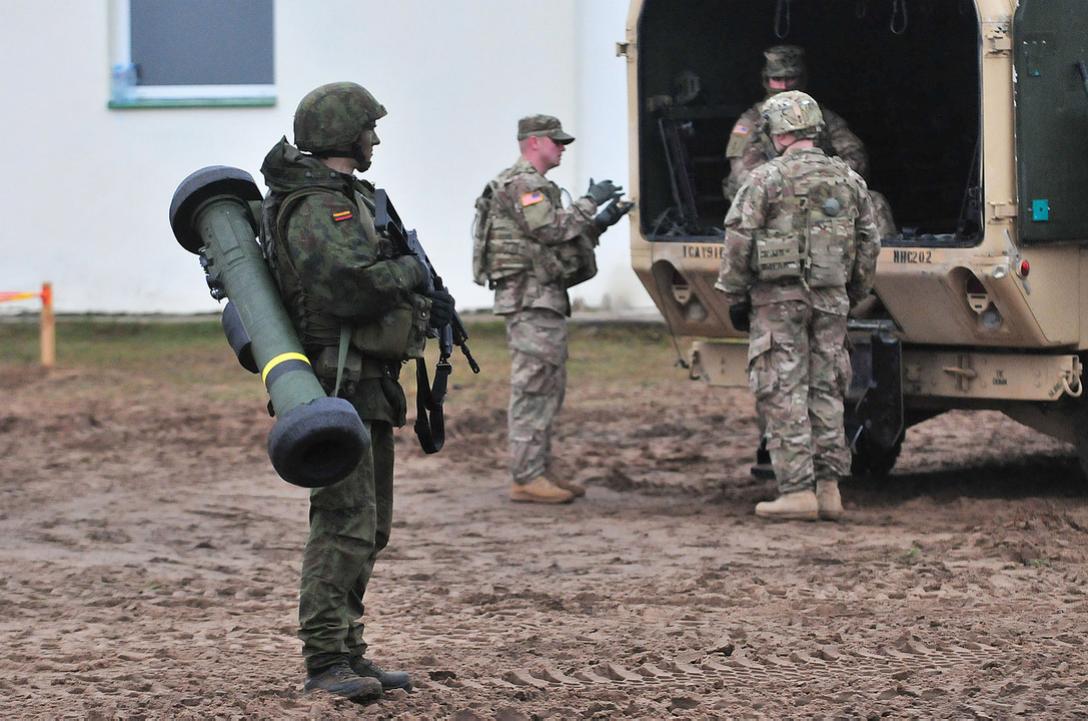 Литовские инструкторы приступили к обучению украинских военнослужащих, - Минобороны - Цензор.НЕТ 5850