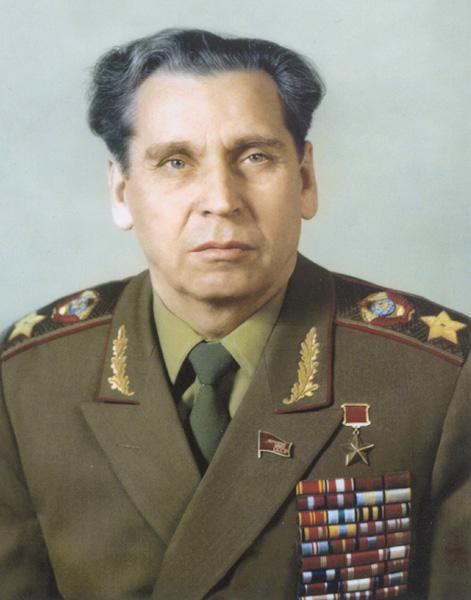 Николай Васильевич Огарков