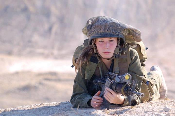 IDF Women 4