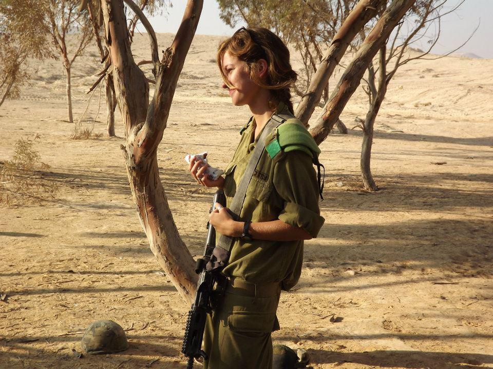 IDF Women 6
