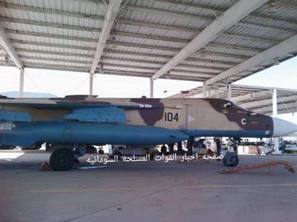 ВВС Судана рассматривают возможность закупки истребителей Су-30/35