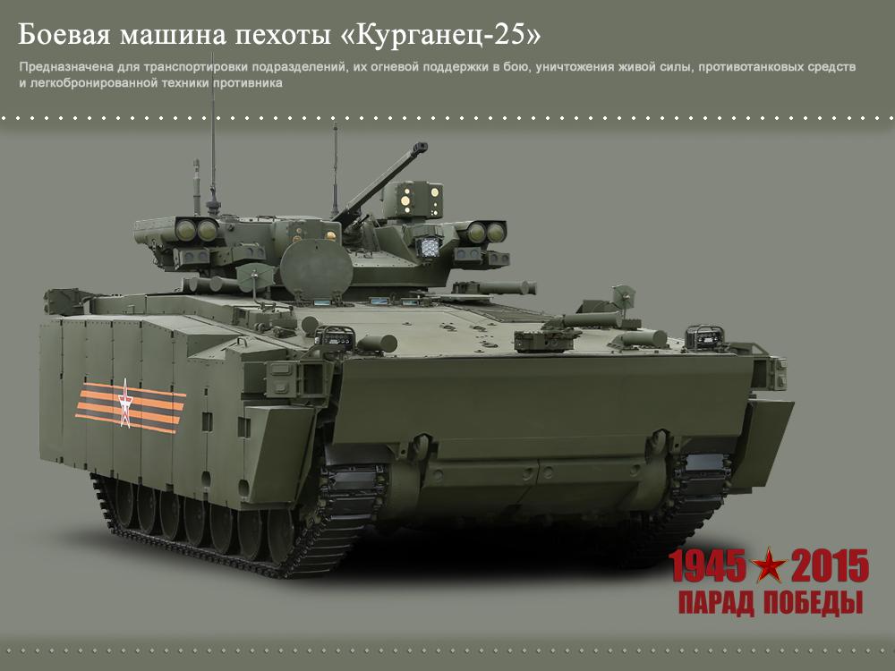Курганец-25 БМП