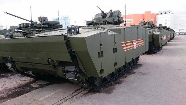 Бронетранспортёр Кургавец-25