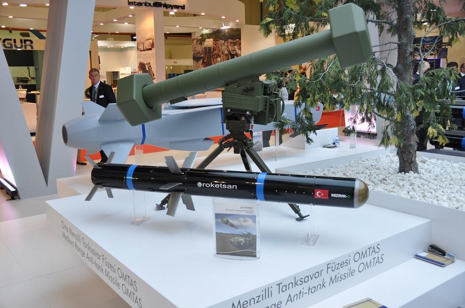 منظومة الصواريخ ضد الدبابات المتوسطة المدى (OMTAS) 2107212_original