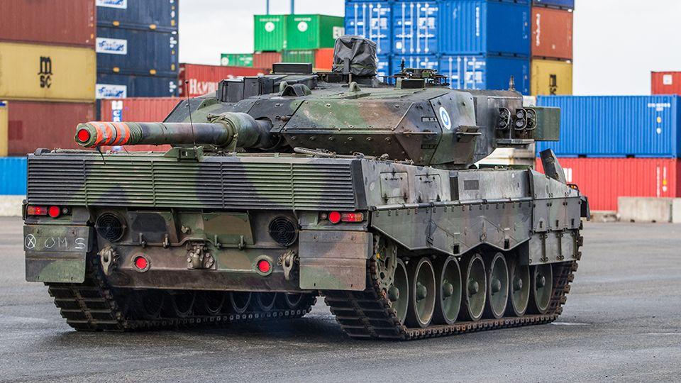 Leopard2A6_Vuosaari_Puolustusvoimat_Ville_Multanen_4