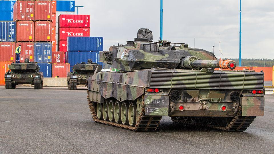 Leopard2A6_Vuosaari_Puolustusvoimat_Ville_Multanen_2