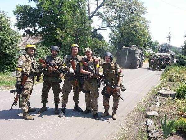 В Крымском шли жестокие бои, ранен воин Нацгвардии, - Москаль - Цензор.НЕТ 8998