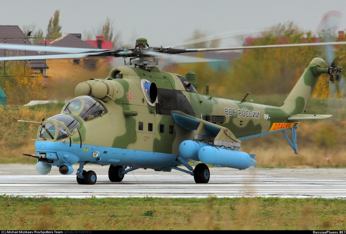 В Бразилии открыт российский сервисный центр для боевых вертолетов
