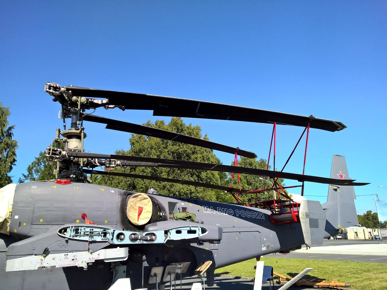 Kamov Ka-52 Alligator: el nuevo carro del infierno - Página 2 2242959_original