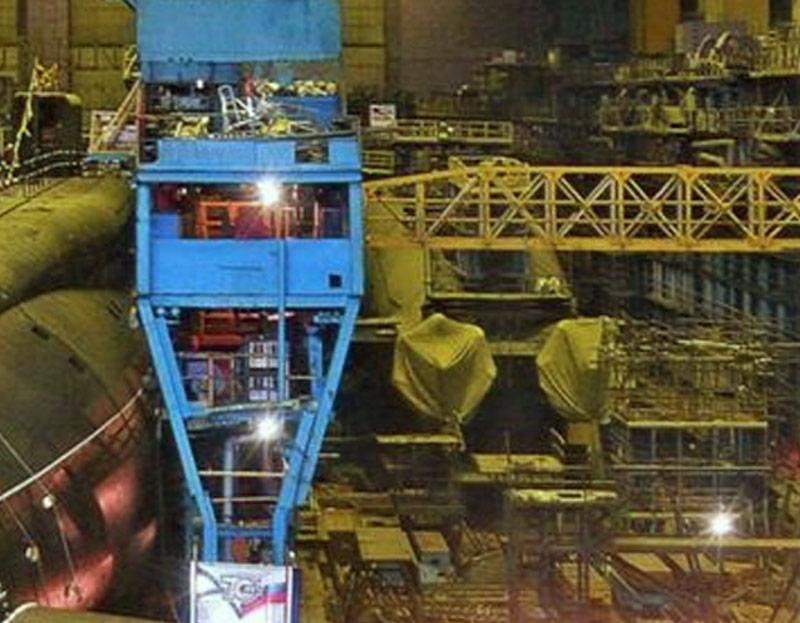 исследовательская атомная подводная лодка проекта 09852