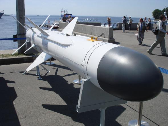 Противокорабельная ракета Х-35УЭ