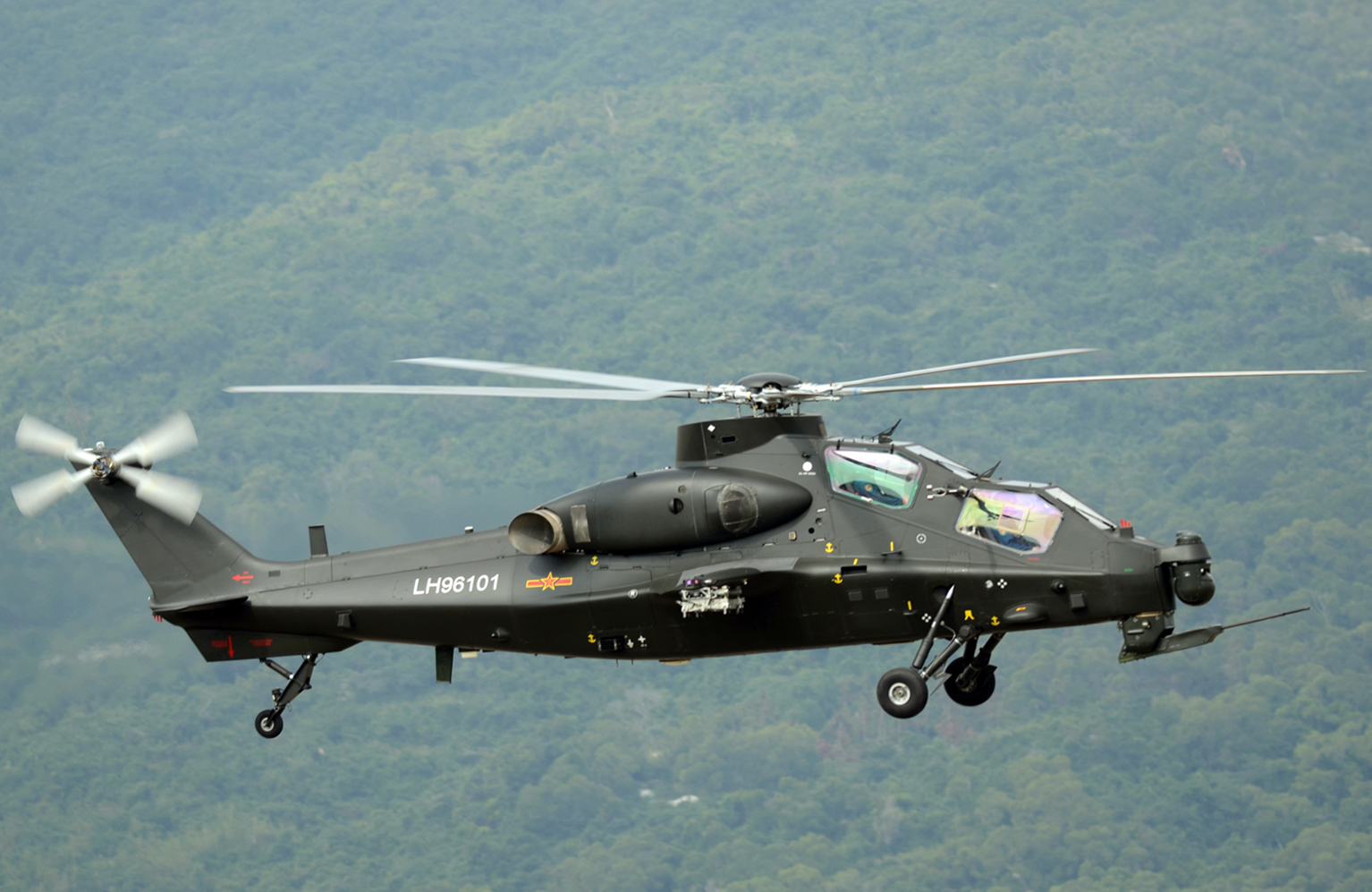 Helicopters, Attack helicopter and Chinese on Pinterest