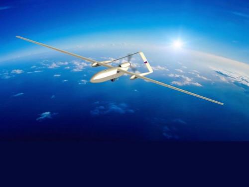 """Начаты испытания разведывательно-ударного беспилотного летательного аппарата """"Орион"""""""