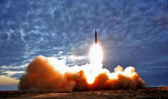 Старт на ракета DF-11 (c)sina.com.cn