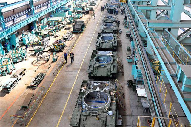 Харьковские танки отправят в Европу на биатлон