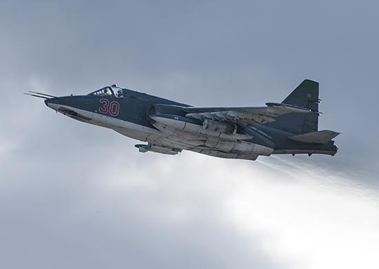 Продолжение операции ВКС России в Сирии SAVX7324-1-550
