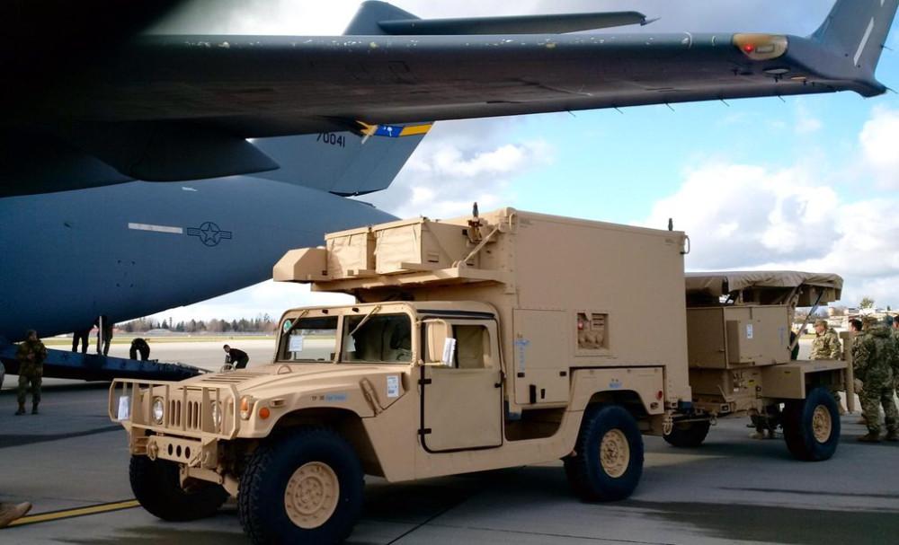 Украина в 2017 году пока что получит от США военной помощи не на 500 млн долл., а только на 150 млн
