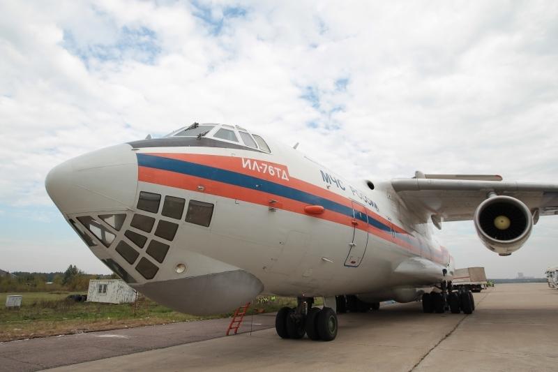 Avión de carga y transporte militar Ilyushin IL-76MD-90A (IL-476) 2565808_1000