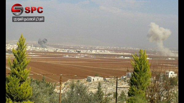 Действия ВКС России в Сирии после инцидента с самолетом Су-24М G41sa