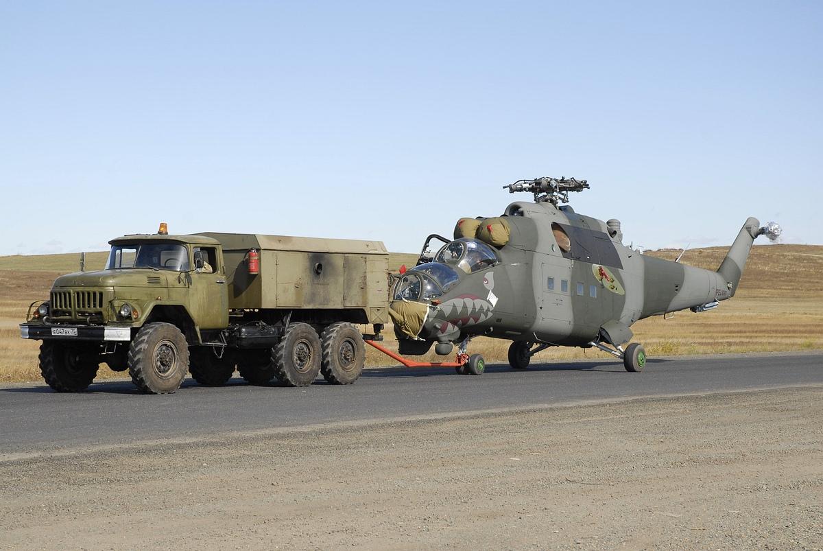 Обои ГШ-30К, ВВС Нигерии, Модернизированный вариант Ми-24, Ми-35П, Ударный вертолёт, экспортный вариант Ми-24П. Авиация foto 17