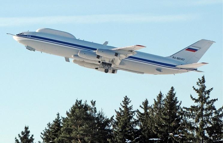 Завершены испытания модернизированного воздушного командного пункта Ил-80