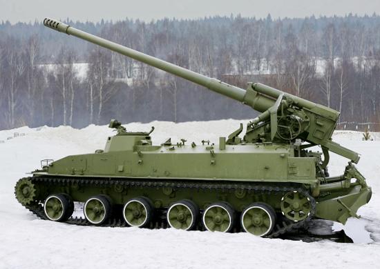 Новая артиллерийская бригада в Бурятии