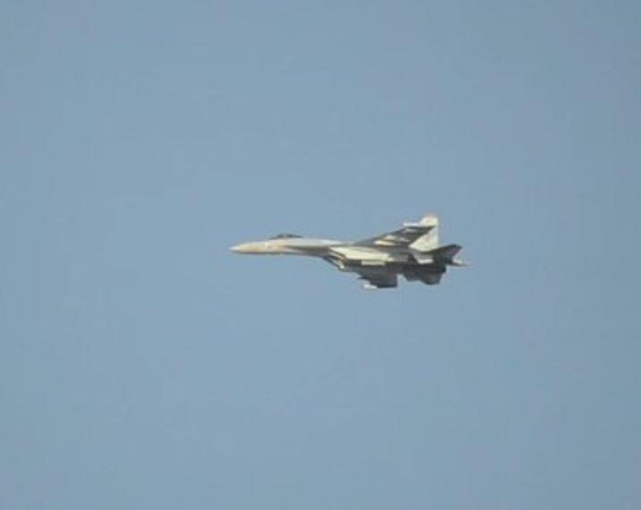 Новые Су-35С объявились в Приволжском