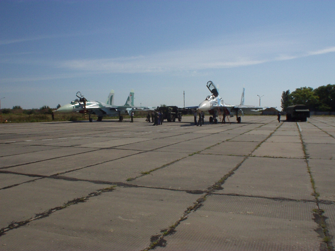SU-27 ERITREA 606 5