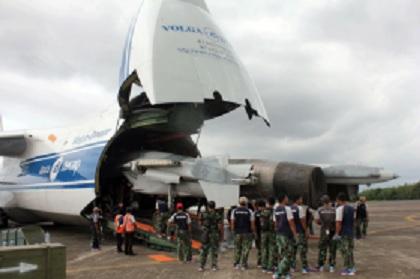 Два индонезийских Су-27СК отправлены в ремонт в Россию