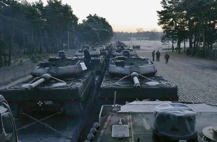 Польша завершила получение танков Leopard 2A5